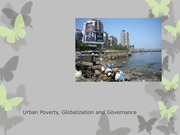SOC 2351 Urban Poverty Lecture
