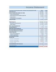 Tesla Financial Statements 1.xlsx