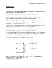 MBE2101_Thermodynamics_Assignment_2
