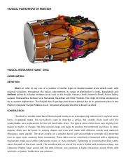MUSICAL INSTRUMENT OF PAKISTAN.docx