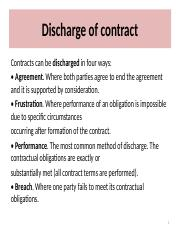 Discharge of contract1.pptx
