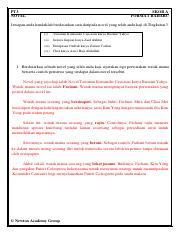 F3 Novel Jawapan Pdf Pt3 Novel Skor A Format Baharu Jawapan Anda Hendaklah Berdasarkan Satu Daripada Novel Yang Telah Anda Kaji Di Tingkatan 3 I Course Hero