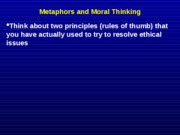 metaphors_and_rule_of_thumb