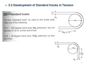 L11 - Development of Standard Hooks & Deformed bars in Compression