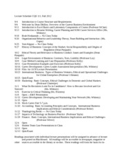 Final Lecture Schedule CQS 111 Fall 2012(3)