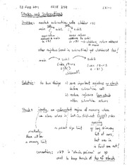 Lecture 22 Stacks and Subroutines