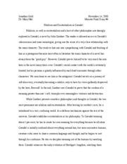 grendel essay grendel essay emily bitton mrs maker englishap grendel essaygrendel essays gradesaver