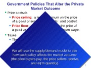 Notes05-GovtPolicies