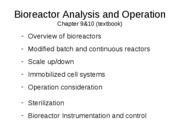 lecture notes-bioreactor design and operation-1