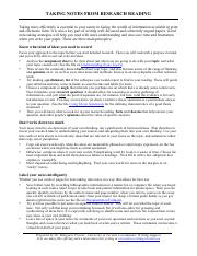 5 taking notes from research writing handout.pdf