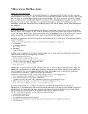 PS112 study guide SP17 (Autosaved)