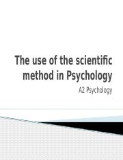 the-use-of-the-scientific-method-in-psychology-advs-and-disadvs-pptxlra2011
