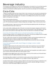Role and relevance of mobile marketing for beverages in India.docx