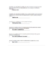 Hypothesis Testing Worksheet and Answers