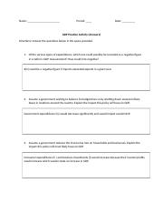 Unit 2_GDP Practice Activity - Answers