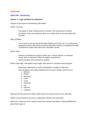 Study Guide for Newswriting.docx