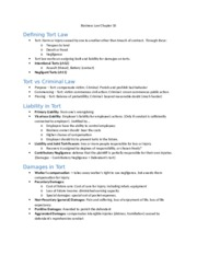 Business Law Chapter 10 Notes.docx