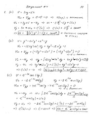 PHYS 326 Assignment 4 Solutions