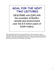 Long-Term Climate evolution POSTED(1)