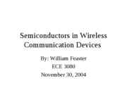 4-Feaster-LATE-Semiconductors in Wireless Communication Devices