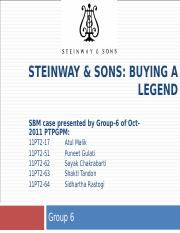 Steinway & Sons _Grp6
