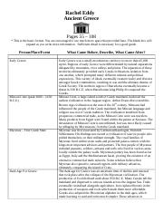 Ancient Greece Term-Primary Source Sheet1.doc