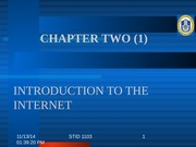 stid1103_ch2_Introduction_to_Internet_1