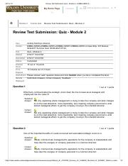 Review Test Submission_ Quiz - Module 2 – MMBA-6253D-2_.