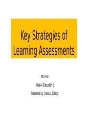 Key Strategies of Learning Assessments ppt (1).pptx