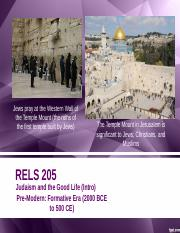 RELS205-Judaism-Part 1 (Online).pptx