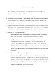 Research Summary Template Frnacis.docx