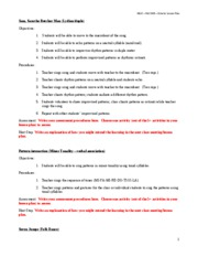 Eclectic Lesson Plan Rough Draft
