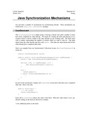 27SynchronizationMechanisms