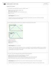 Pulley Lab Gizmo - ExploreLearning pdf - ASSESSMENT QUESTIONS Print