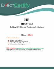 HPE0-Y53 Questions and Answers.pdf