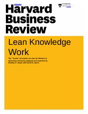 Staats_Upton_Lean_Knowledge Work.doc