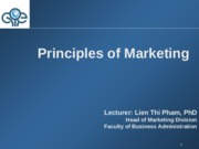 principles of MKTprice