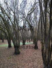 Unit 1_2 Principles of Ecology
