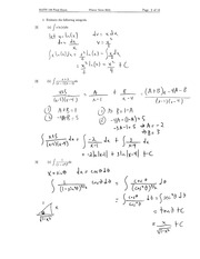 Math 128 W13 Final Exam Solutions