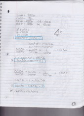 Trigonometry Notes (Chapter 6)