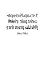 Entrepreneurial approaches to Marketing.pptx