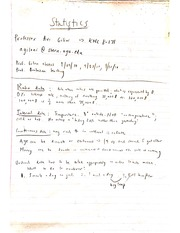 Introduction To Statistics Business Control Notes