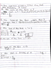 notes on probability 2
