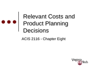 ACIS 2116 Chapter 8 Slides