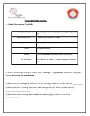 Force,speed and motion worksheet.pdf