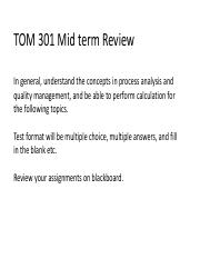 TOM301-Midterm Review Topics.pdf