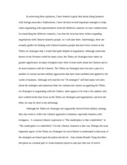 Business Negotiation - 1248 Words Including References(1)