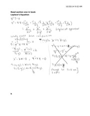 Math 422 PDE Extra Notes