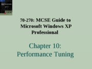 Windows Xp Professional Chapter 10
