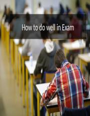 How to do well in exam.pptx